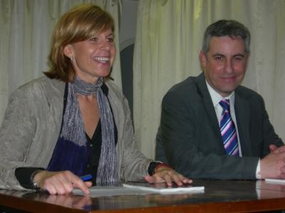 Carmela Fortuny, alcaldessa accidental fins dilluns vinent