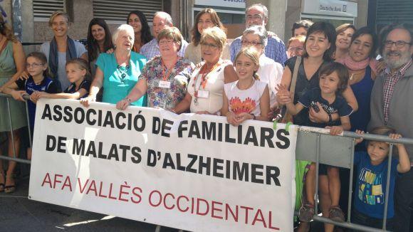 L'Associació de Familiars de Malalts d'Alzheimer demana implicació als governs