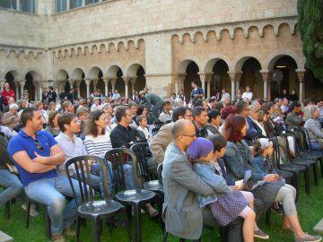 L'entitat s'ha gestat a partir de les trobades amb motiu de la celebració del Dia d'Europa