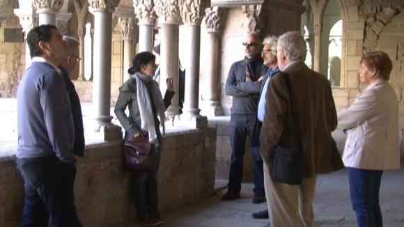 Sant Cugat recorda el seu passat vinícola amb el Dia dels Monuments