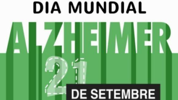 Sant Cugat es converteix en ciutat solidària amb l'Alzheimer