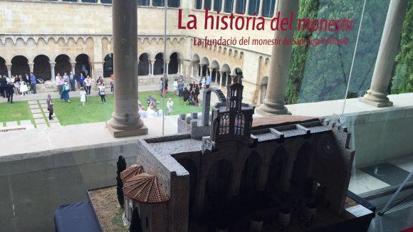 Els museus de Sant Cugat doblen les visites del seu Dia Internacional