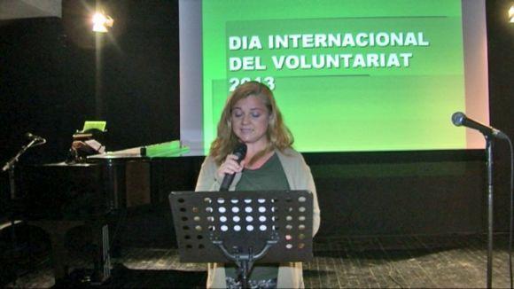 Sant Cugat celebra el bon estat de salut del voluntariat a la ciutat