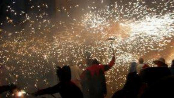Els Diables ompliran el centre de la ciutat de foc durant tres dies
