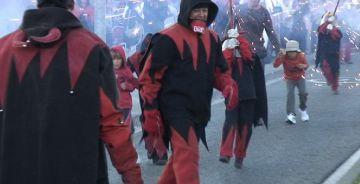 La Diada del Foc dels Diables pren Sant Cugat per quedar-s'hi