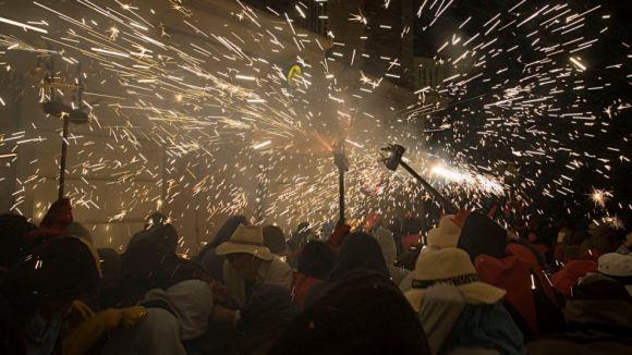 Els Diables combatran l'amenaça de pluja / Foto: Diables