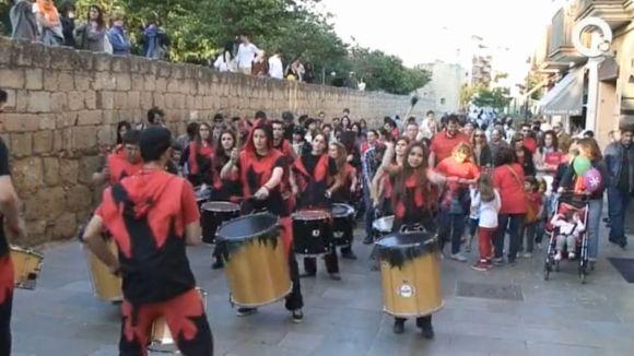 Els Diables celebraran els seus 25 anys amb una Diada del Foc multitudinària