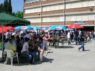 L'escola La Farga celebra 40 anys amb una reunió d'antics alumnes