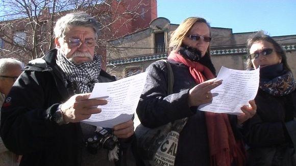La Diada de la No Violència reivindica la vigència de la lluita de Rachel Corrie