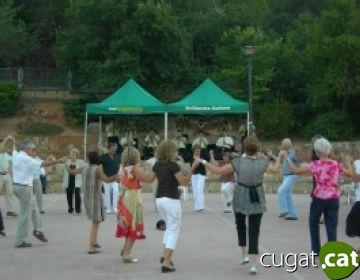 Valldoreix commemora la Diada amb l'estrena d'una sardana del territori