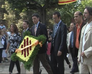 ERC demana replantejar els actes de la Diada Nacional per millorar-ne la participació