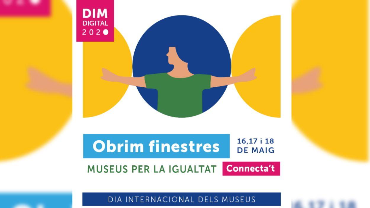 El Dia Internacional de Museus 2020, a porta tancada, des de casa i de manera virtal / Foto: Cedida