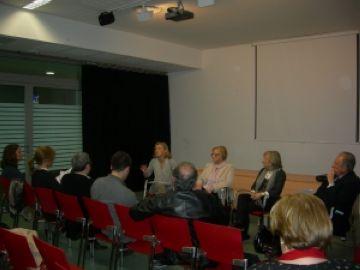 CiU dialoga amb les entitats per crear una 'ciutat de convivència, amable i solidària'