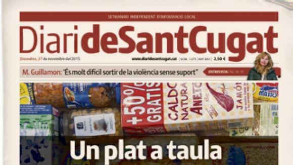 El 'Diari de Sant Cugat' deixarà de publicar-se a partir de gener