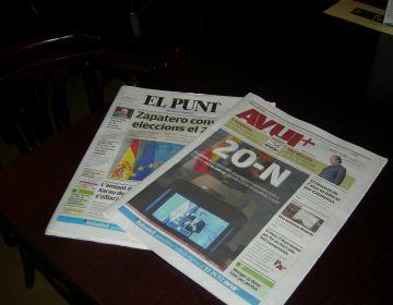Sant Cugat perd l'edició comarcal d''El Punt'