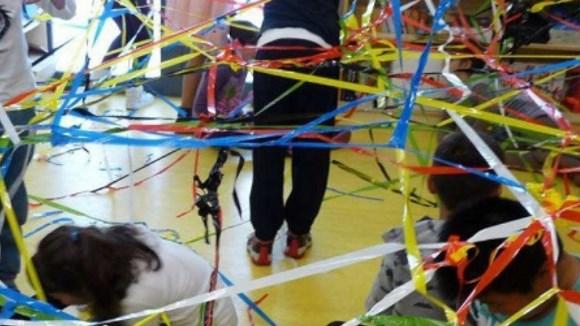 Nadal a l'Envelat: 'Dibuixem en l'espai'