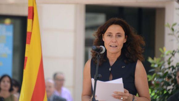 Conesa exigeix el pacte fiscal i el dret a decidir en el discurs institucional
