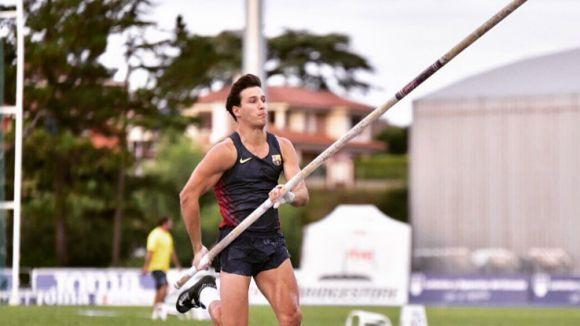Didac Salas es classifica pel Campionat d'Europa d'atletisme a Berlín