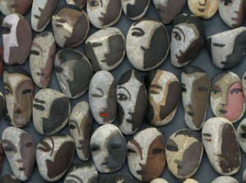 Didier Lourenço torna a La Galeria amb un centenar d'obres