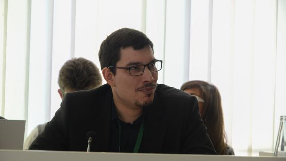 L'Ajuntament posa acompanyament policial a Dimitri Defranc a l'espera d'aclarir unes presumptes amenaces