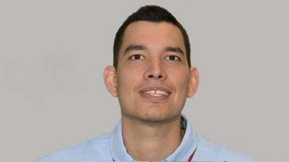Dimitri Defranc és regidor no adscrit / Foto: Ajuntament