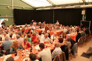 Els avis valldoreixencs celebren els 28 anys del Casal d'Avis