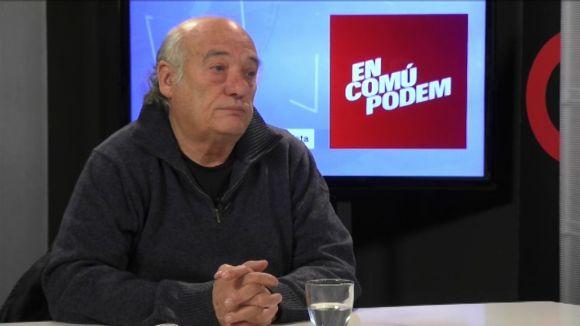 Giménez (En Comú Podem): 'Obtindrem 13 diputats i serem primera força'