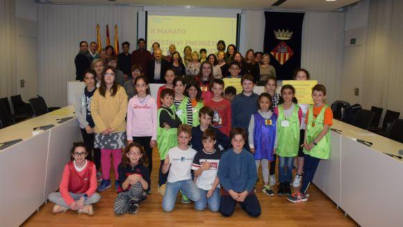 La Marató de l'Estalvi Energètic aconsegueix 12.000 euros per a la lluita contra la pobresa energètica
