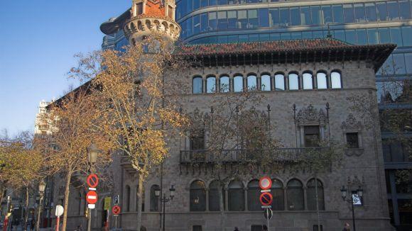Seu de la Diputació de Barcelona / Foto: Creative Commons