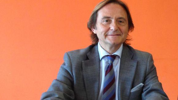 Guillermo Padrisa és el sotsdirector general de la Mútua General de Catalunya