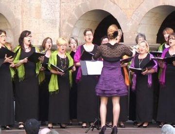 La música popular finlandesa i catalana es fonen en un concert que aplega més de 300 persones