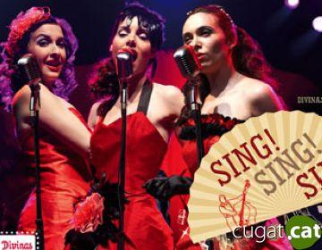 El concert 'Sing, sing, sing' porta la música dels anys 50 per fer ballar a tothom
