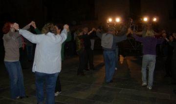 Els sardanistes reivindiquen més suport durant la 4a Doble Ballada