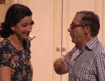 Lloll Bertran i Joan Pera demostren un cop més el seu art còmic al Teatre-Auditori