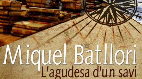 La figura de Miquel Batllori pren vida amb un documental