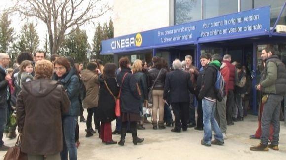 La Festa del Cinema torna a les sales de Sant Cugat