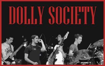 El grup santcugatenc Dolly Society amplia fronteres amb una actuació a Grècia