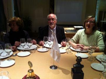 La història de l'abat Odó al Monestir protagonitza el sopar-conferència del Rotary Club