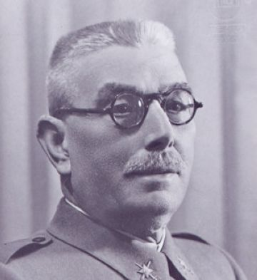 Presència santcugatenca en l'homenatge al militar Domènec Batet
