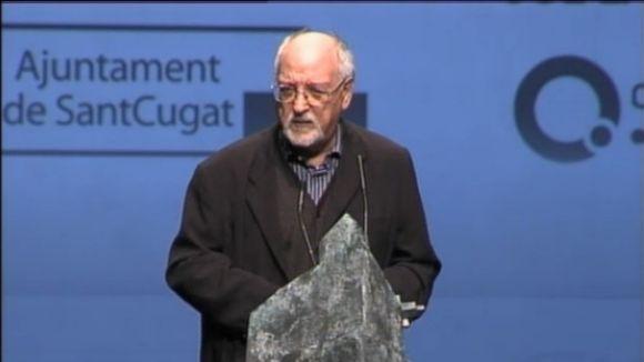 Domènec Miquel: 'La lluita pel patrimoni ha de ser un premi compartit amb molta gent'