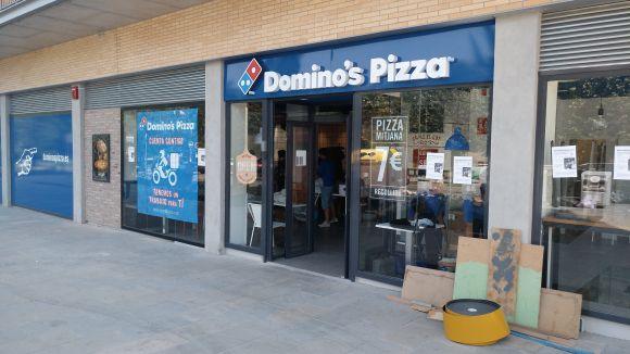 Domino's Pizza obrirà un establiment aquest dijous a Sant Cugat