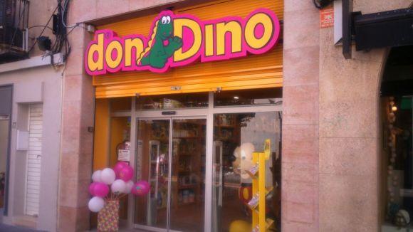 Dream Jocs obre una botiga Don Dino a Sant Cugat