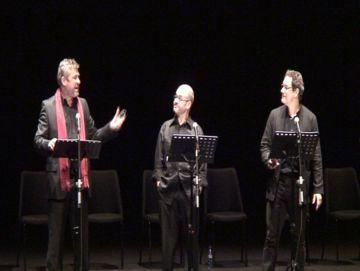 La veu de 'Don Juan Tenorio' torna a sonar al Teatre-Auditori