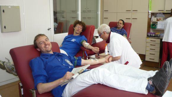 Tres noves cites per donar sang aquest estiu a Sant Cugat