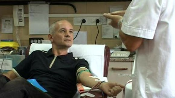 La Sirena premia les donacions de sang