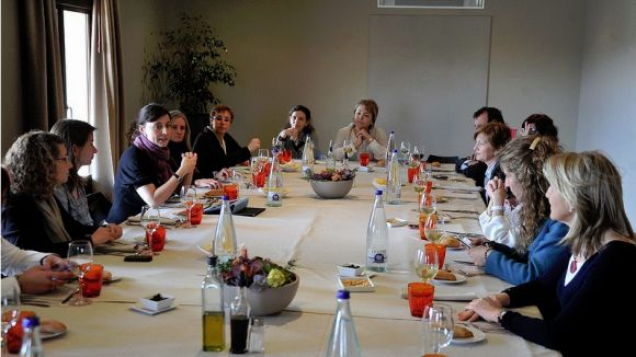 Sant Cugat celebra el 1r 'Networking' de dones empresàries