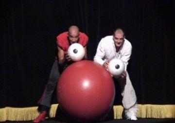 'Efecte Doppler' empra el llenguatge universal del circ per encisar els més petits