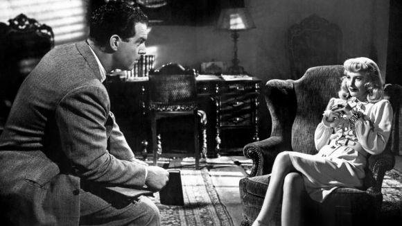 'Double Indemnity', de Billy Wilder, primera proposta del Cicle de Cinema Clàssic