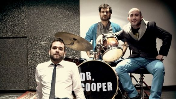 Els santcugatencs  Dr.Cooper treuen el seu primer disc