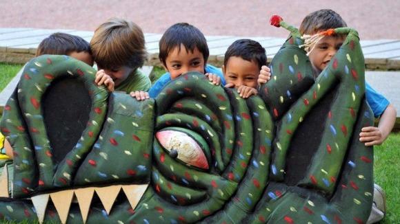 Infantil: 'De dracs i altres animals fantàstics' (especial Sant Jordi)
